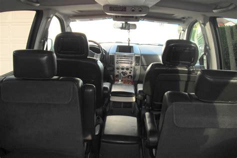 Qx56 Interior by 2004 Infiniti Qx56 Pictures Cargurus