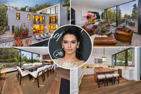 kendall jenner new house kylie jenner house tour mansion home photo jenners rooms bedroom kendall kardashians