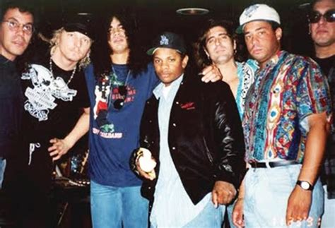 when eazy e met axl rose