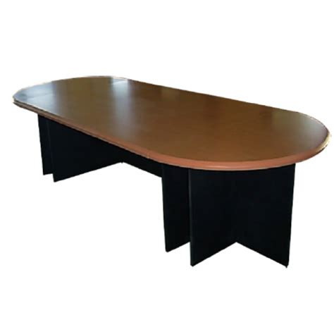 Oval Meeting Table Conference Table Oval Shape 12 Person Mf 95b