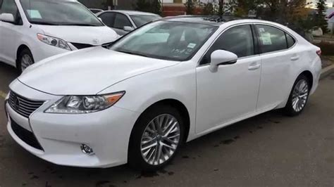 Gs 350 Interior 2015 Lexus Es 350 Executive Package Walk Around Review