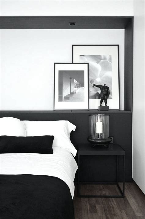 black and white master bedroom 232 best images about master bedroom ideas on pinterest 18338 | 49ef562202c0b03ffeab9febbcd00030 black white bedrooms bedroom black