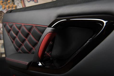 Automotive Upholstery by Nissan Tuning Vilner Customises Gt R Interior