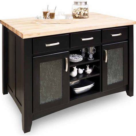 jeffrey alexander kitchen islands jeffrey alexander contemporary kitchen island with hard