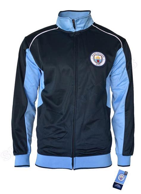 Jaket Hoodie Zipper Sweater Mancester City Hitam Manchester City Youth Hoodie Boys Zip Front Fleece