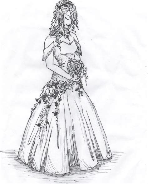 Brautkleider Zeichnen by Story Sketches My Writings Pics And Whatever Else Comes