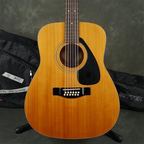 yamaha fg    string acoustic guitar natural wgig