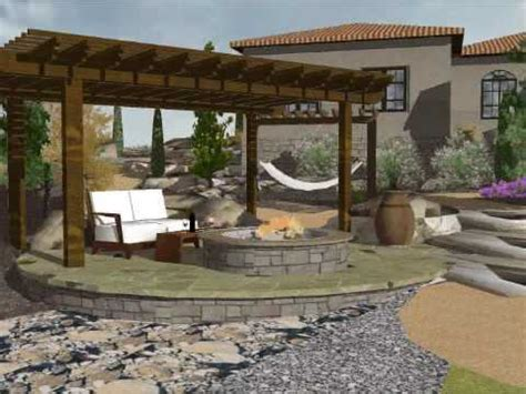 Landscape Design In Sketchup Sketchup 3d Landscape Design