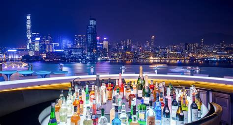 roof top bar hong kong park lane hong kong to open skye rooftop bar hotel designs