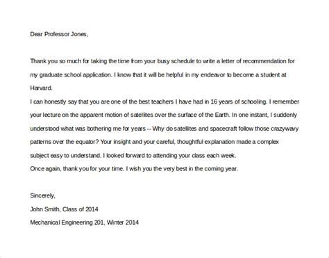 letters professor ms word