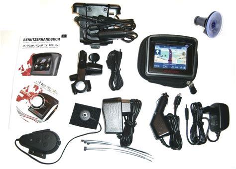 Navigationsger T Motorrad by Navigationsger 228 T Reaction X Navigator Plus 43 L 228 Nder Ebay