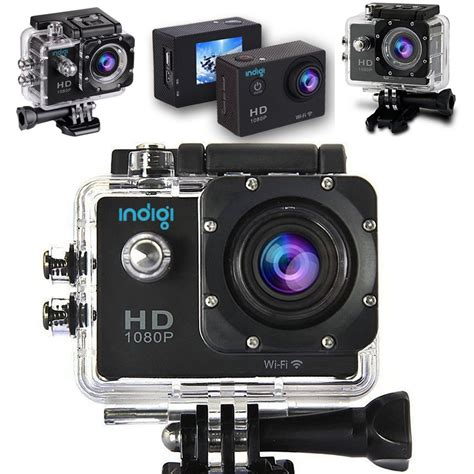 action cam indigi actioncam