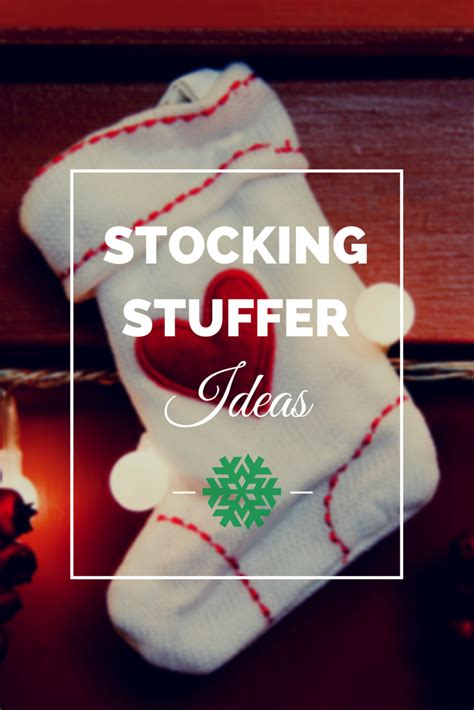 stuffers ideas image revealing tops stuffers ideas and pictures