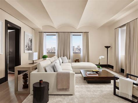the living room ny say hello to midtown s newest luxury hotel new york edition