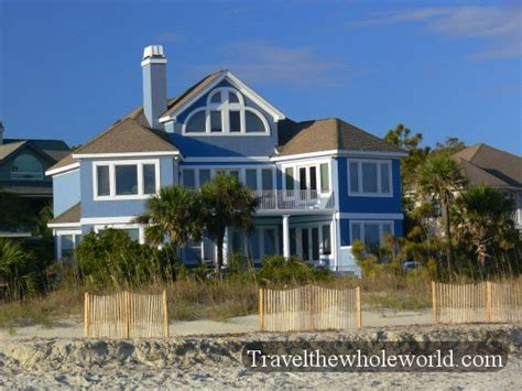 Traveling In Hilton Head House Hhi