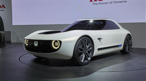 2019 Honda Sports Car by 2017 Honda Sports Ev Concept Top Speed