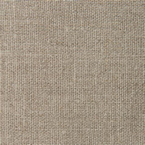Ultimate Belgian Natural Linen Fabric One 3 Yard Piece