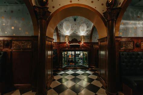 Rock Bar Covent Garden The Escapologist Covent Garden Bar Reviews Designmynight