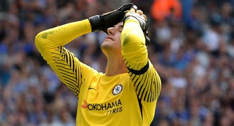 Oh No Uggwhen Two Bad Looks Clash Second City Style Fashion courtois unhappy with chelsea fans breakingnews ie