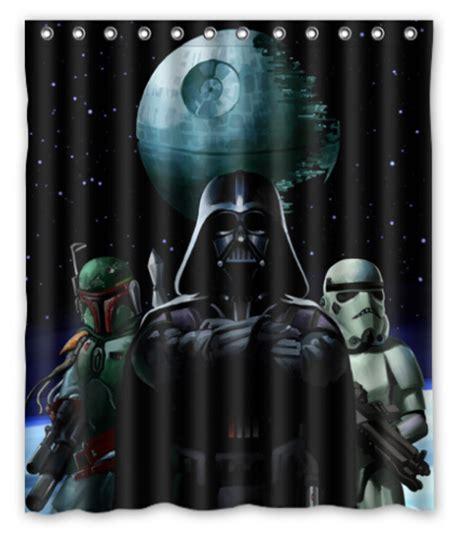 starwars shower curtain new brand custom star wars polyester fabric waterproof