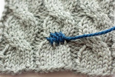 fix in knitting amazing article on how to fix common knitting errors