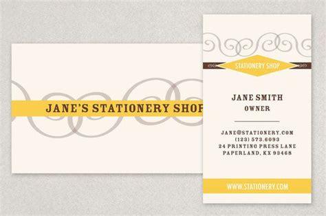 retail business cards templates quaint retail business card template business card