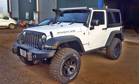 rubicon jeep modified jeep jk rubicon 2dr uk modified road