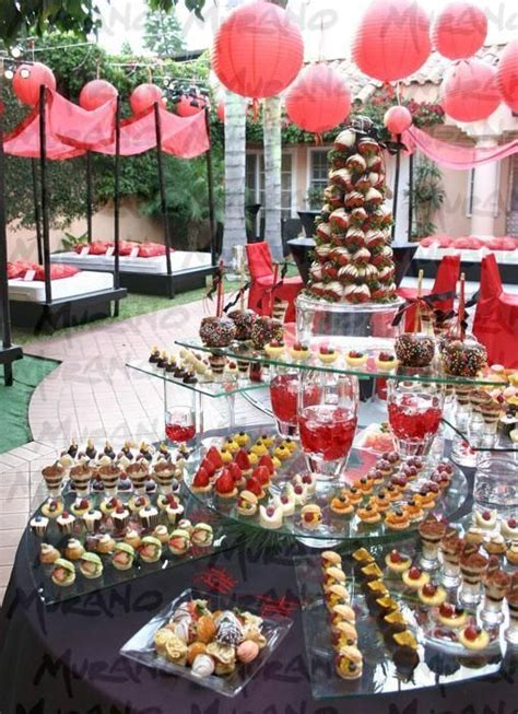 dessert buffet search and tablescapes on pinterest