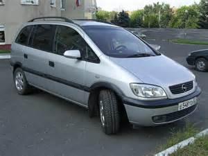 Opel Zafira 2008 Review 2008 1 8 Xer 140