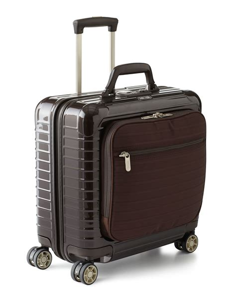 Rimowa America Multiwheel Deluxe Size rimowa salsa deluxe hybrid business multiwheel in gray for lyst