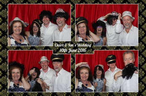 photo booth fun a weekend of weddings fishee designs claireianwedding