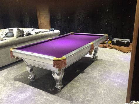 Custom Pool Tables Bespoke Pool Table Unique Pool Tables