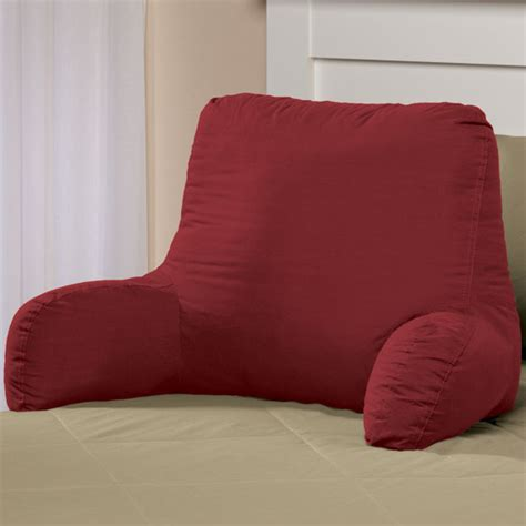 bed backrest backrest pillow bed pillow reading pillow easy comforts