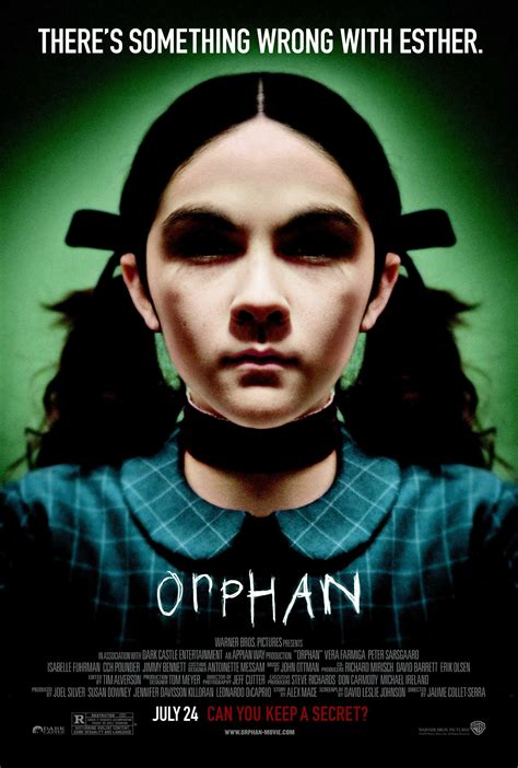 film orphan review orphan movie review movie reviews trailer albums