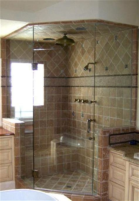 bathroom corner tiles wall tile in corner shower enclosure bathroom