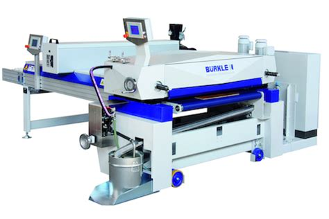 burkle  sell wood finishing systems  starting