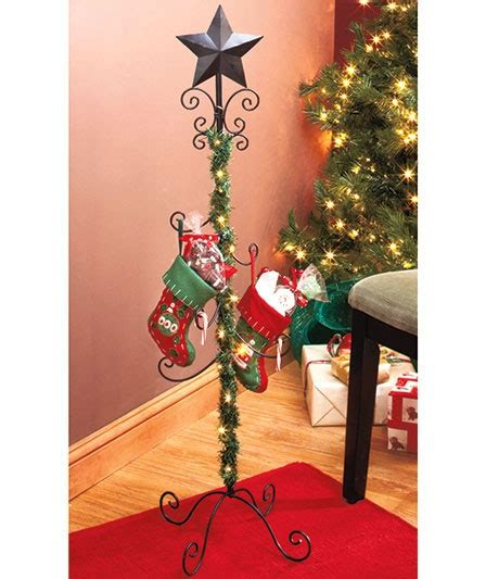 standing stocking holders i want this christmas pinterest