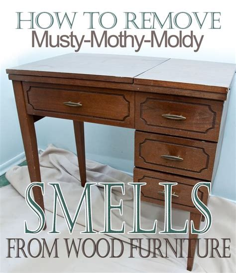 how to clean old wood furniture salvaged inspirations easy tips on how to remove musty