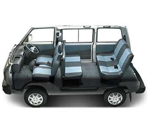 Maruti Omni 5 Seater Interior by Maruti Omni Carsbikesonline