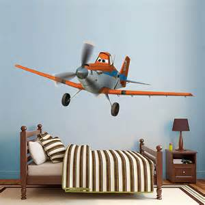 dusty fathead wall decal disney planes vintage poster collection wall decal wall