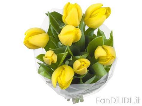 fiori lidl mazzo di tulipani fiori fan di lidl