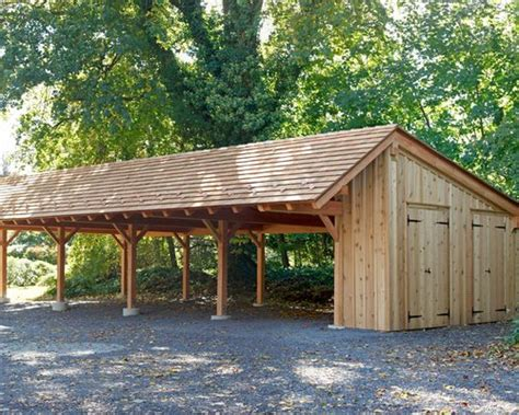 Attached Carport Kits by Attached Carport Houzz