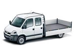 Vauxhall Movano Crew Cab Vauxhall Movano 3500 2 5cdti 120ps Crew Cab Tipper Lwb