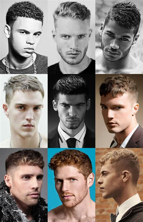 Classic Men S Hairstyle The French Crop Fashionbeans