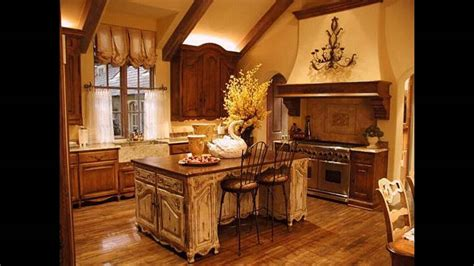 decoraciones rusticas ideas dise 241 o de interiores para decoraciones de cocinas