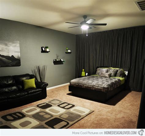 Bedroom Ideas For Men | 15 cool boys bedroom designs collection home design lover