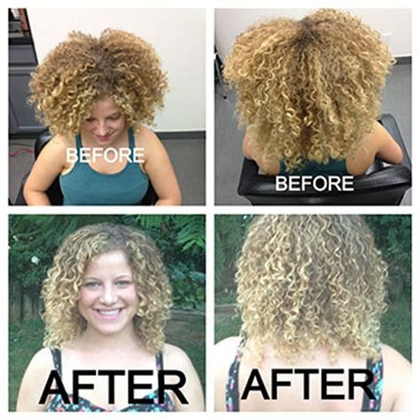 brazilian blowout results on curly hair brazaillan blowout for curly hair brazilian blowout by
