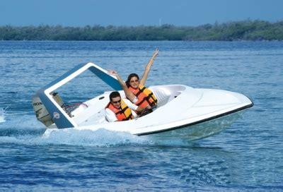 mini boats cancun speed boat tour of cancun cancun riviera maya mexico