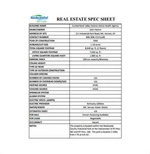 simple software specification template spec sheet template 6 free word pdf documents