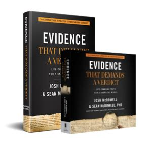 evidence that demands a verdict anglicized changing for a sceptical world books evidence that demands a verdict changing for a